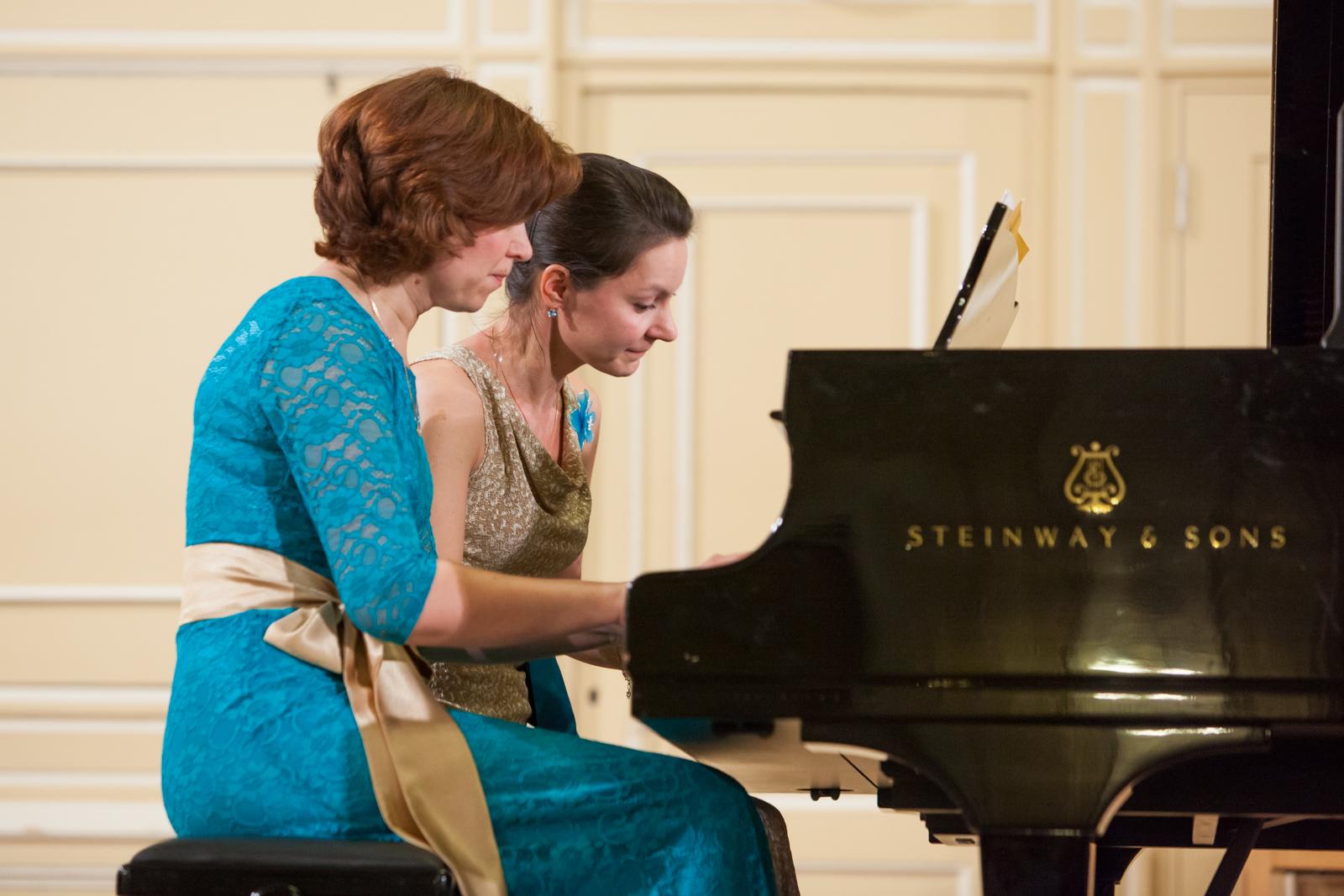 Конкурс фортепианный санкт петербург международный